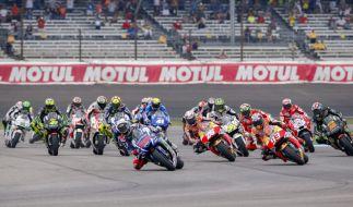 2016 dürfen sich MotoGP-Fans wieder auf 18 Rennen freuen. (Foto)