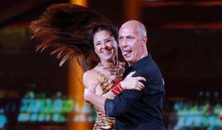 Mario Basler und seine Partnerin Doris Büld. (Foto)