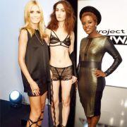 Sind die Klum-Models bei der New York Fashion Week zu mager? (Foto)