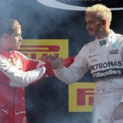 Rekordjagd: Lewis Hamilton auf Schumis und Sennas Spuren (Foto)
