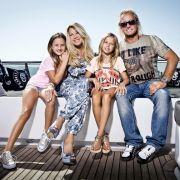 So leben Shania Tyra und Davina Shakira Geiss (Foto)