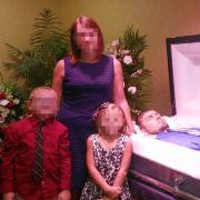 Darum machte die Familie dieses traurige Foto (Foto)