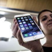 Tausche Niere gegen Handy (Foto)
