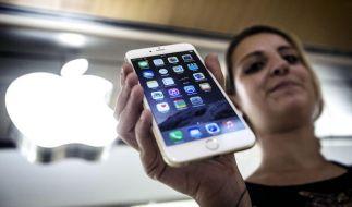 Begehrtes Produkt: Um ein Iphone 6s zu bekommen haben zwei Männer in China versucht eine ihrer Nieren zu verkaufen. (Foto)