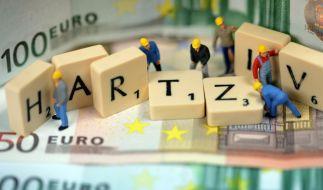 Seit über 10 Jahren gibt es Hartz IV in Deutschland. (Foto)