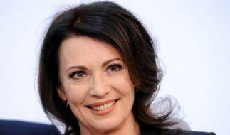 Iris Berben ist eine gefragte Schauspielerin. (Foto)