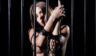 Als Mafia-Boss genießt man selbst hinter Gitter gewisse Privilegien. (Foto)
