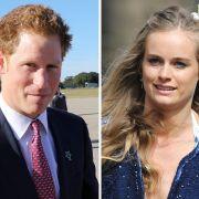 Liebt Prinz Harry seine Ex? (Foto)