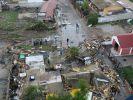 Nach dem schweren Erdbeben