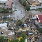 Tsunamiwellen verwüsten Chile (Foto)
