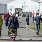 Sexuelle Übergriffe in Flüchtlingsheimen? (Foto)