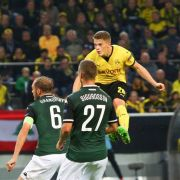 BVB fertigt Westrivalen Leverkusen mit 3:0 ab (Foto)