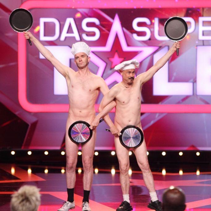 Nackt-Performance bringt Inka Bause zum Heulen (Foto)