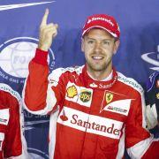Sebastian Vettel triumphiert beim Großen Preis in Singapur (Foto)
