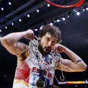 Basketball-EM 2015: Pau Gasol bringt Spanien den Sieg (Foto)
