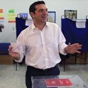 Tsipras bleibt - was heißt das für Europa? (Foto)