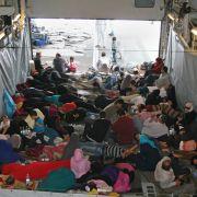 Dutzende Tote! Mittelmeer wird zum Massengrab (Foto)