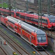 S-Bahn rast minutenlang führerlos weiter (Foto)