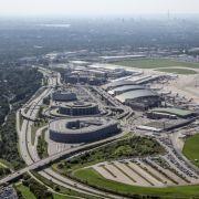 Drohne versetzt Hamburger Flughafen in Angst (Foto)