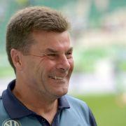 Mieser Diss! Dieter Hecking ätzt gegen den FC Bayern (Foto)