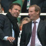 Ex-Gladbach-Stars Matthäus und Vogts hetzen gegen Favre (Foto)