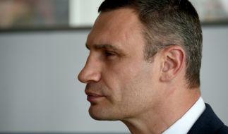 Vitali Klitschko kandidiert erneut als Bürgermeister von Kiew. (Foto)