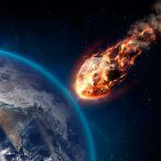 Meteorit soll Horror-Tsunami auslösen (Foto)