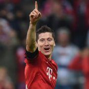 Lewaaaaaaaaahnsinn! 5 Tore in 9 Minuten! Neuer Bundesliga-Rekord! (Foto)