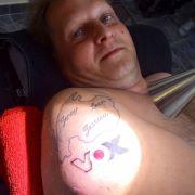 Jens und sein peinliches Tattoo! Wenn Liebe unter die Haut geht (Foto)
