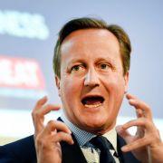 Hatte der britische Premier Oralsex mit totem Schwein? (Foto)