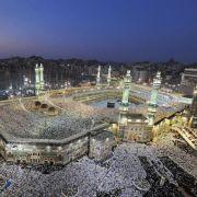 717 Tote und 805 Verletzte bei muslimischer Pilgerfahrt (Foto)