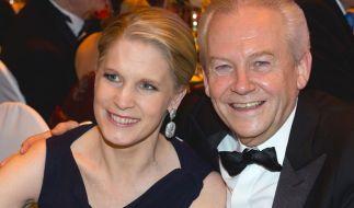 Cornelia Poletto ist mit dem Bahnchef Rüdiger Grube verheiratet. (Foto)