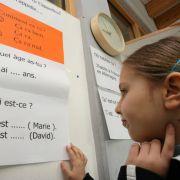 Deutsche Grundschüler mal wieder unter EU-Durchschnitt (Foto)