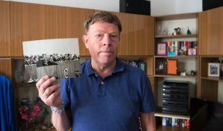 Lothar Herzog erzählt von seiner Arbeit als Butler von Erich Honecker. (Foto)