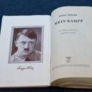 """So scheffelte Adolf Hitler mit """"Mein Kampf"""" Millionen (Foto)"""