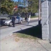 Cops exekutieren Mann im Rollstuhl (Foto)