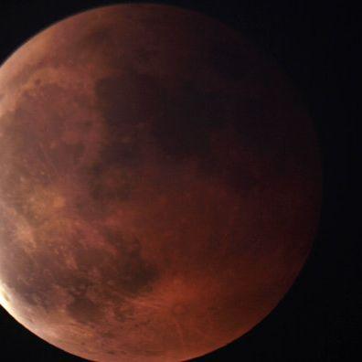 Blutmond trifft Supermond! Alle Infos zum Himmelsspektakel (Foto)