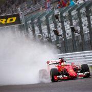 Hamilton siegt in Suzuka, Vettel erneut auf dem Podium (Foto)
