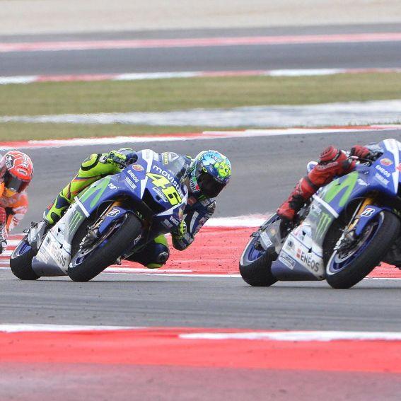 Großer Preis von Aragon: Lorenzo vor Rossi bei Motorrad-WM (Foto)