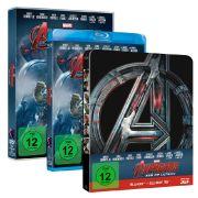 Seit dem 24. September 2015 gibt es das Steelbook mit 3D-Blu-ray, die Blu-ray und die DVD zu
