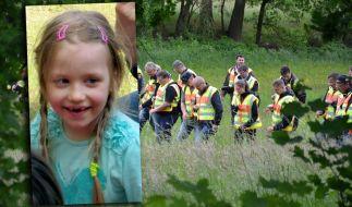 Seit dem 2. Mai gilt die fünfjährige Inga als vermisst. (Foto)