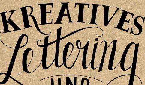 Kreatives Lettering