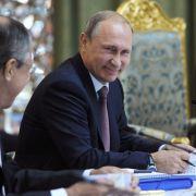 """Wie der Kreml-Chef wieder """"Everybody's Darling"""" wurde (Foto)"""