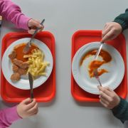 Ekeln sich deutsche Schüler vor dem Schulessen? (Foto)