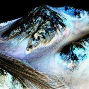 Ist Leben auf dem roten Planeten doch möglich? (Foto)