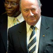 Paukenschlag! Fifa-Vizepräsident lebenslang gesperrt (Foto)