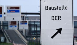 Dauer-Baustelle BER. (Foto)