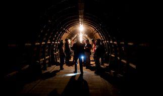 Führt ein neuer Tunnel zum Nazi-Zug und dem mysteriösen Goldschatz? (Foto)