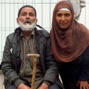 110-Jähriger flüchtet zu Fuß aus Afghanistan nach Deutschland (Foto)