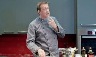 Alexander Herrmann im Jahr 2012 im Kompetenzzentrum Ernährung in Kulmbach (Bayern). (Foto)